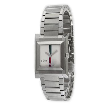 グッチ 時計 メンズ GUCCI 腕時計 GUCCIO グッチオ ステンレス シルバー ウォッチ