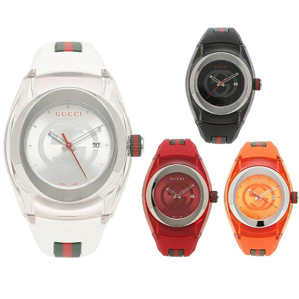 【期間限定ポイント10倍】【返品OK】グッチ 腕時計 レディース メンズ GUCCI SYNC シンク 36MM 選べるカラー