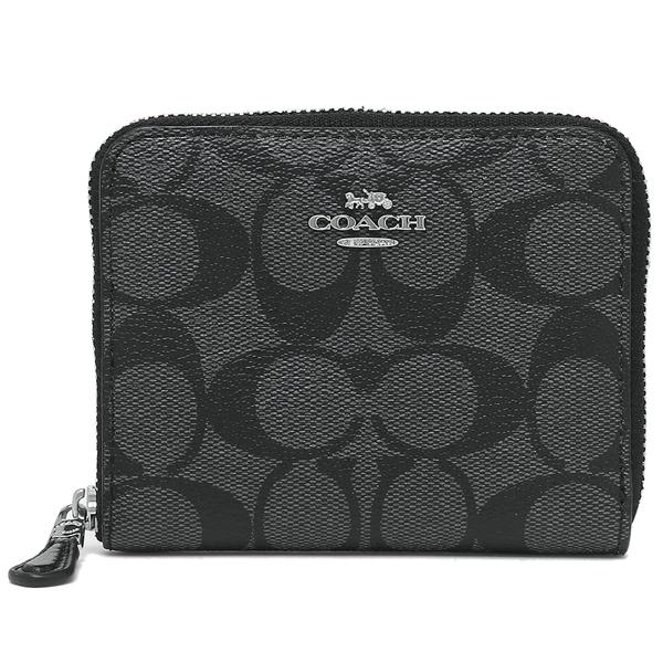 fad350236985 Coach wallet outlet COACH F30308 IME74 signature Small zip around wallet  Lady s folio wallet