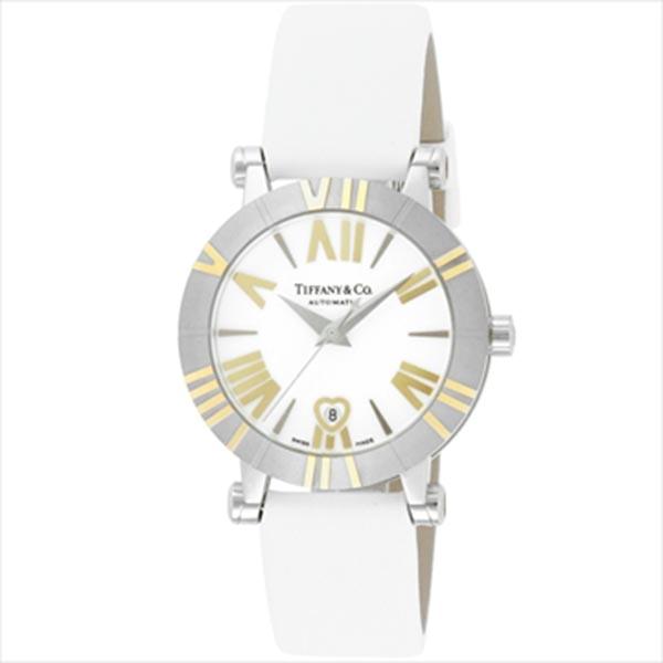 【期間限定ポイント5倍】ティファニー TIFFANY & Co 時計 腕時計 ティファニー 時計 レディース TIFFANY&Co Z13006816A20A41A 自動巻 ATLAS アトラス 腕時計 ウォッチ ホワイト