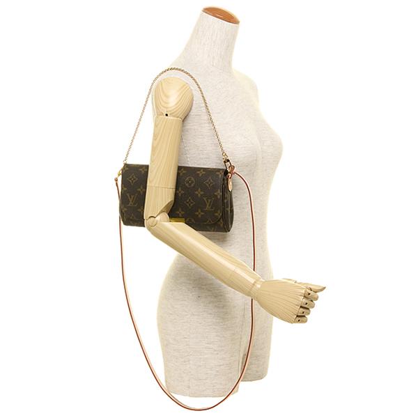 루이비통 LOUIS VUITTON 가방 숄더백 모노그램 루이비통 가방 LOUIS VUITTON M40717 모노그람페이보릿트 PM숄더백 클러치 가방