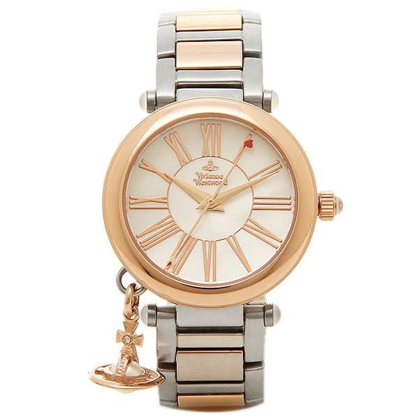 【4時間限定ポイント10倍】ヴィヴィアンウエストウッド 時計 レディース VIVIENNE WESTWOOD VV006PRSSL MOTHERORB 腕時計 ウォッチ