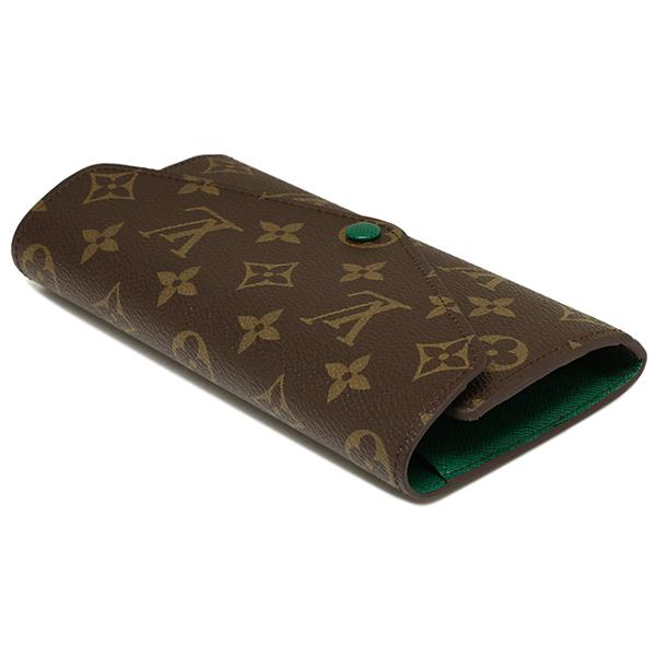 루이비통 LOUIS VUITTON 지갑 M60163 모노그람포르트포이유・죠제피누장 지갑 베일