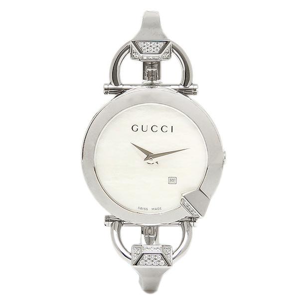 【4時間限定ポイント10倍】グッチ GUCCI 時計 レディース 腕時計 グッチ 時計 GUCCI キオド YA122506 腕時計 ウォッチ シルバー