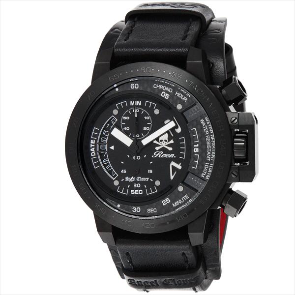 【返品OK】エンジェルクローバー ANGEL CLOVER 時計 腕時計 メンズ エンジェルクローバー 時計 メンズ ANGEL CLOVER TC48ROW2 ステンレス/カーフ革/ミネラルガラス 10気圧防水 腕時計 ウォッチ ブラック