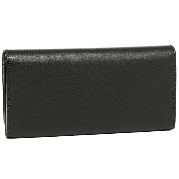 Kuroe wallet CHLOE Lady's long wallet 3P0291 889 001 LEATHER BOW LONG WALLET WITH FLAP long wallet BLACK