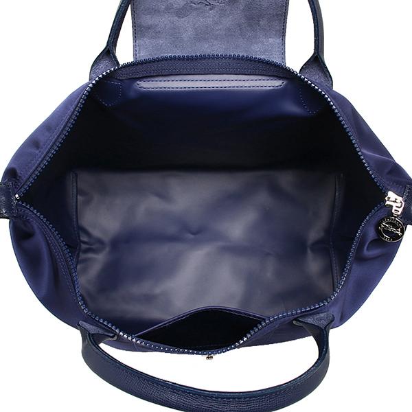 ロンシャンプリアージュネオレディース Longchamp バッグロンシャンプリアージュネオバッグ 1515 578 556 Le Pliage Neo Top Handle Bag Tote Navy