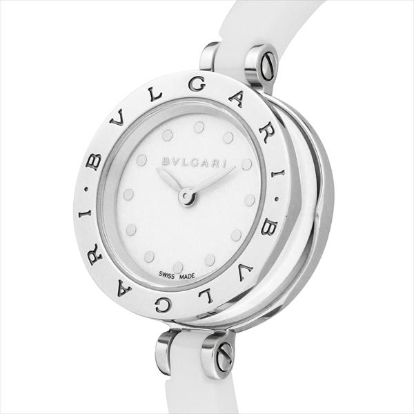 宝格丽BVLGARI钟表手表宝格丽钟表女士BVLGARI BZ23WSCC.S B-zero1 B零一手表表白/白