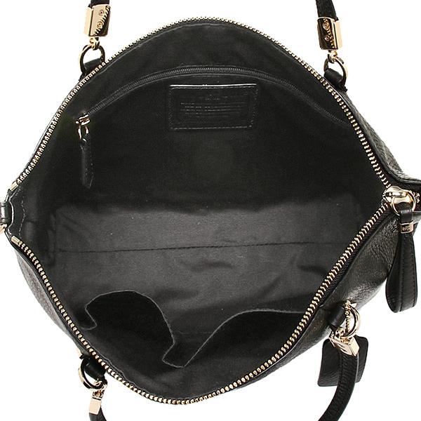 코치 COACH 아울렛 가방 숄더백 코치 가방 아울렛 COACH F34493 IMBLK 페브르드레자케르시삿체르 2 WAY 가방 숄더백 블랙