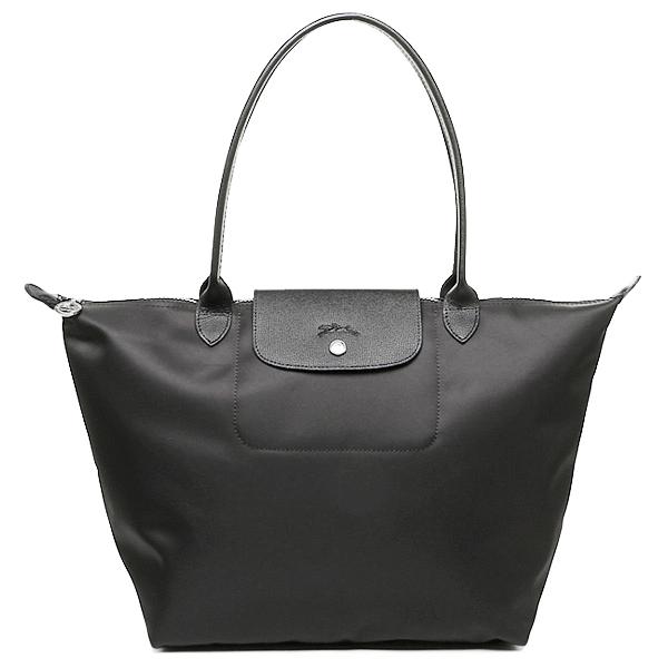 Longchamp背LONGCHAMP女士1899 578 001 LE PLIAGE NEO puriajuneo SHOULDER BAG L大手提包NOIR