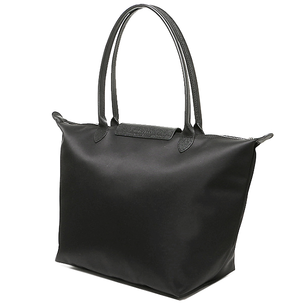 2f07d0cbebb3 Longchamp back LONGCHAMP Lady s 1899 578 001 LE PLIAGE NEO プリアージュネオ SHOULDER  BAG L tote bag NOIR
