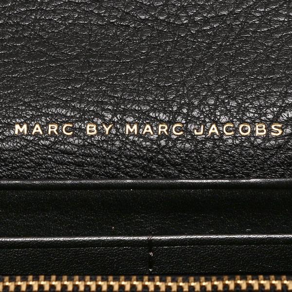 마크바이마크제이코브스장 지갑 MARC BY MARC JACOBS 지갑 마크바이마크제이코브스 지갑 MARC BY MARC JACOBS M0005355 001 NEW Q CONTINENTAL WALLET장 지갑 BLACK