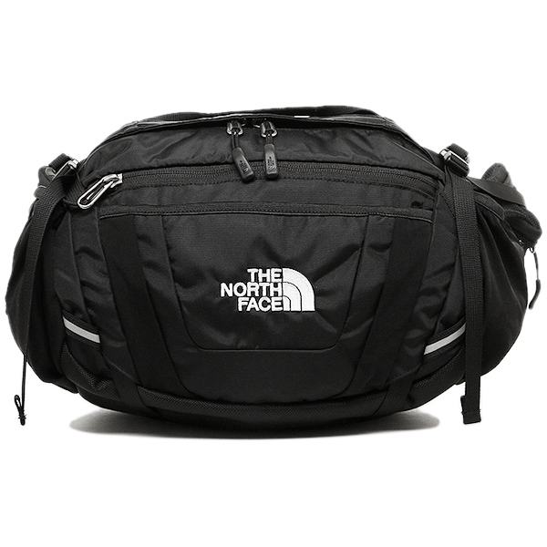 这个北脸身体包THE NORTH FACE T0ASTR JK3 SPORT HIKER腰包TNF BLACK