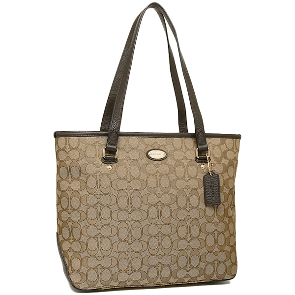coach outlet tote bags e9lb  Coach COACH outlet bags tote bag coach bags outlet COACH F36185 IMC7C  luxury signature zip top