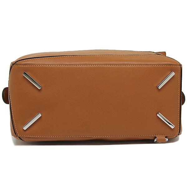 에 베 LOEWE 가방 322.30. K74 2530 PUZZLE SMALL BAG 숄더백 TAN
