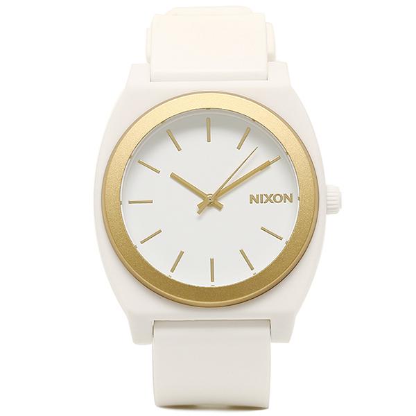 Nixon NIXON watches time teller p watch mens Nixon watch women's / men's NIXON A1191297 A119-1297 THE TIME TELLER P ANODAZE time teller p watch white