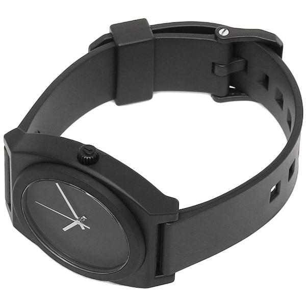 Nixon NIXON watches time teller p watches mens NIXON Nixon A119524 THE TIME TELLER P time teller p MATTE BLACK matte black watch / ladies / mens watches