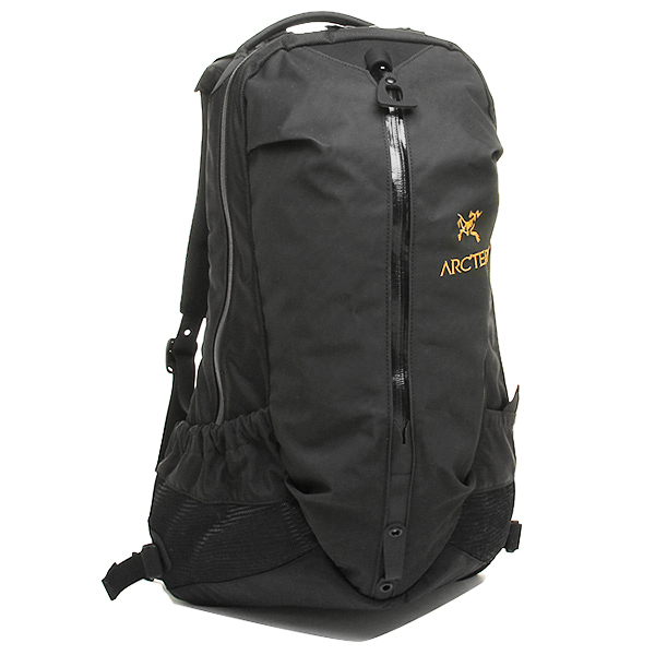Arc'Teryx ARCTERYX arrow 22 backpack 6029 ARRO22 gender unisex backpack Black BLACK ARCTERYX