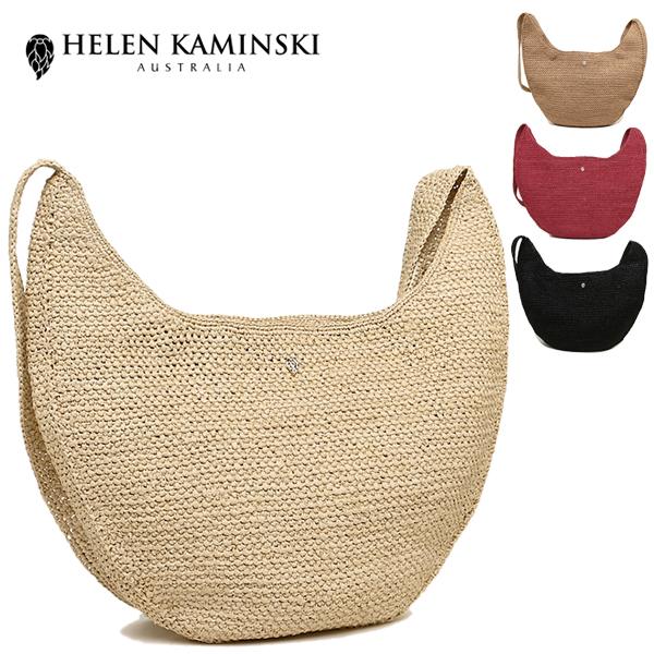 헤렌카민스키 HELEN KAMINSKI 밧그쇼르다밧그헤렌카민스키밧그 HELEN KAMINSKI KEA CHARCOAL 라피아케아쇼르다밧그