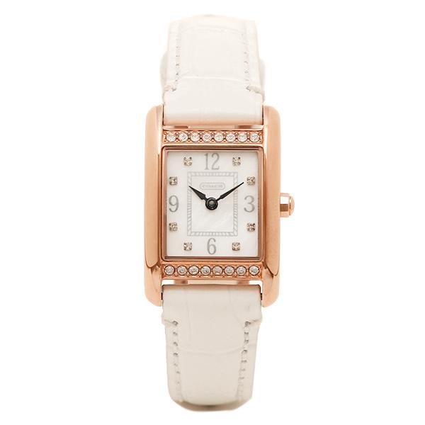 コーチ COACH 時計 レディース 腕時計 コーチ 腕時計 COACH 14501899 ホワイト