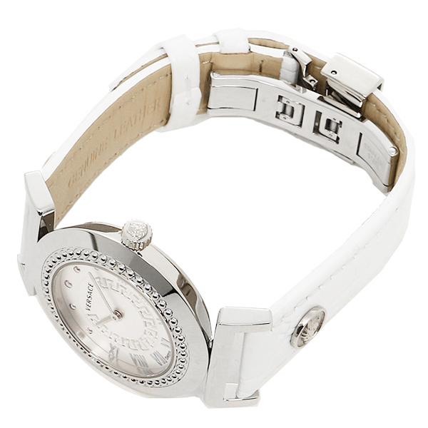 베 르 사체 시계 VERSACE P5Q99D001S001 VANITY 여성 시계 화이트