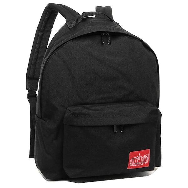 Trampki 2018 nowe niższe ceny popularna marka マンハッタンポーテージ MANHATTAN PORTAGE バッグリュックサックマンハッタンポーテージバッグ MANHATTAN PORTAGE  1211 BIG APPLE BACKPACK rucksack backpack BLACK
