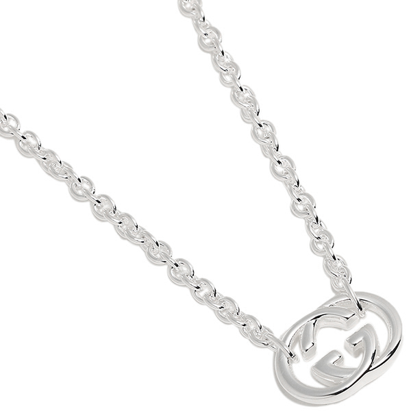 gucci necklace mens. gucci gucci necklace 190489 j8400 8106 silver bullitt / pendant men mens a