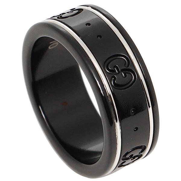30dadf6f77708e Gucci GUCCI ring ring GUCCI Gucci GG icon ring / ring 225985 I19A1 8061 K18  white ...