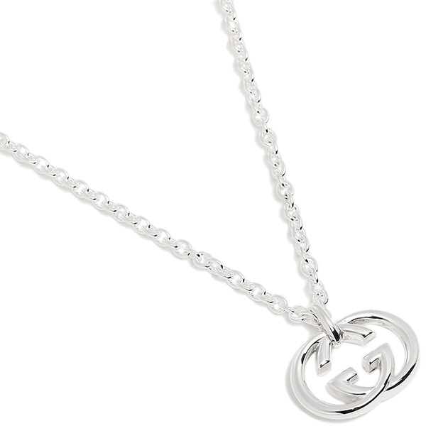 37fcf1edb Gucci GUCCI necklace accessories GUCCI Gucci 190484 J8400 8106 silver  Bullitt necklace / pendant silver men ...