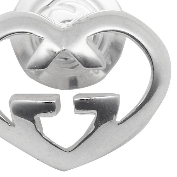 465003a5d ... Gucci GUCCI GUCCI Gucci 246573 J8400 8106 heart shape interlocking grip