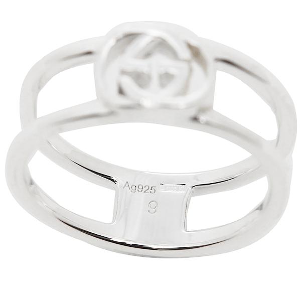9244445d0328d2 ... Gucci GUCCI ring ring Gucci ring Lady's / men GUCCI 298036 J8400 8106  interlocking grip G