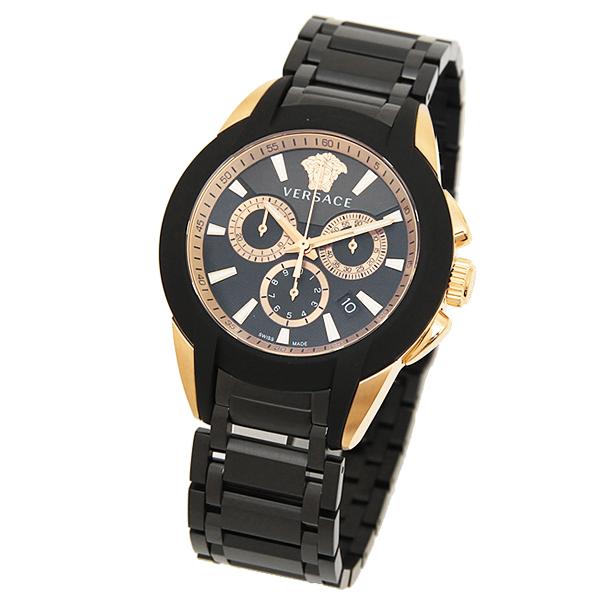 brand shop axes rakuten global market versace versace watches versace versace watches watches men s versace watch men s versace m8c80d009s060 character chrono watch watch black