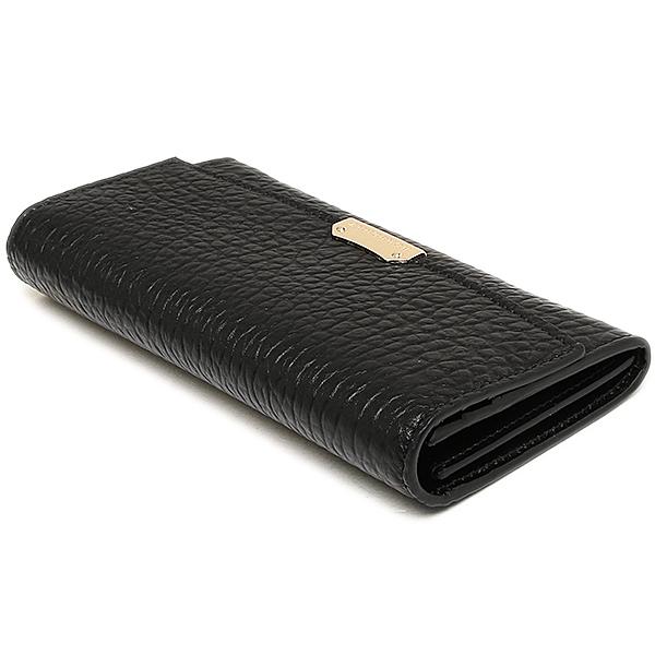 black burberry wallet