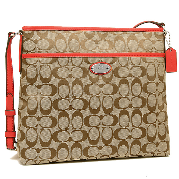 coach shoulder bag outlet bg95  Coach COACH outlet bags shoulder bags coach bags outlet COACH F36378 SVDZ7  signature file bag shoulder
