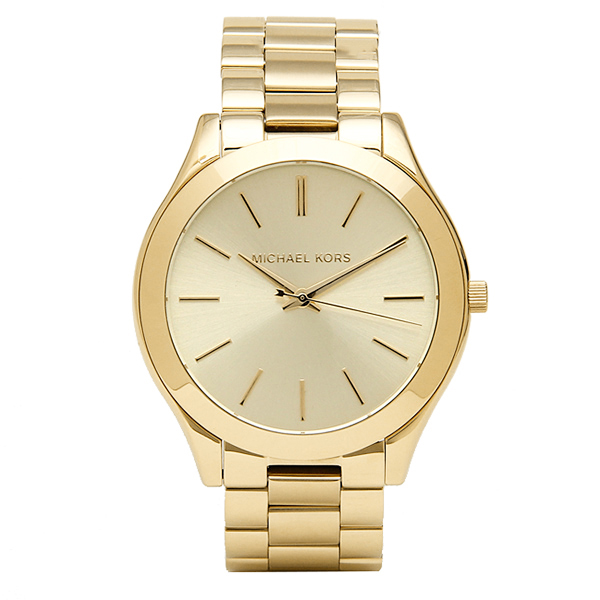 【10%OFFクーポン対象 3/6~3/13 8:59】≪30日間返品保証≫ 【返品OK】マイケルコース 腕時計 レディース MK3179 ゴールド