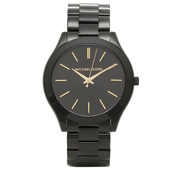【返品OK】マイケルコース 腕時計 レディース MK3221 ブラック