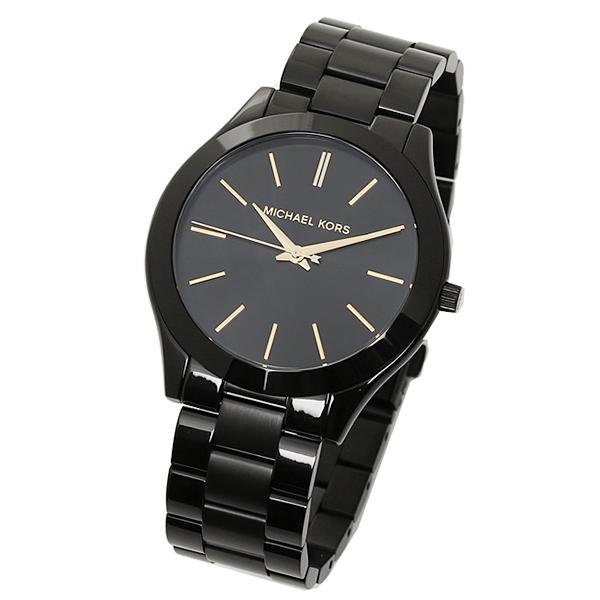 Brand Shop AXES  Michael Kors watch MK3221 black  870d8b12be4b