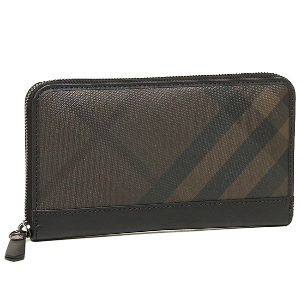 Mens Burberry Zip Wallet