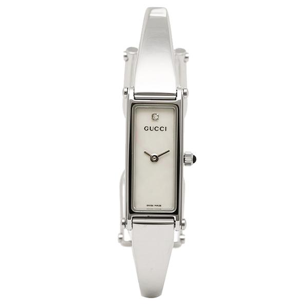 グッチ GUCCI 時計 レディース 腕時計 グッチ 腕時計 GUCCI 1500シリーズ YA015561ウォッチ ホワイトパール
