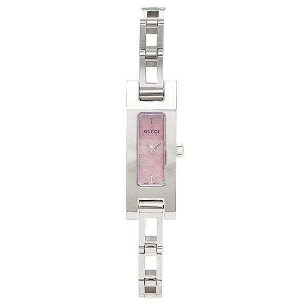 グッチ GUCCI 時計 レディース 腕時計 グッチ 時計 GUCCI 腕時計 YA039547 395 ピンク/シルバー ウォッチ