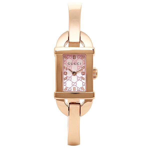 グッチ GUCCI 時計 レディース 腕時計 グッチ 時計 GUCCI YA068583 6800シリーズ 腕時計 ウォッチ ピンクパール/ピンクゴールド