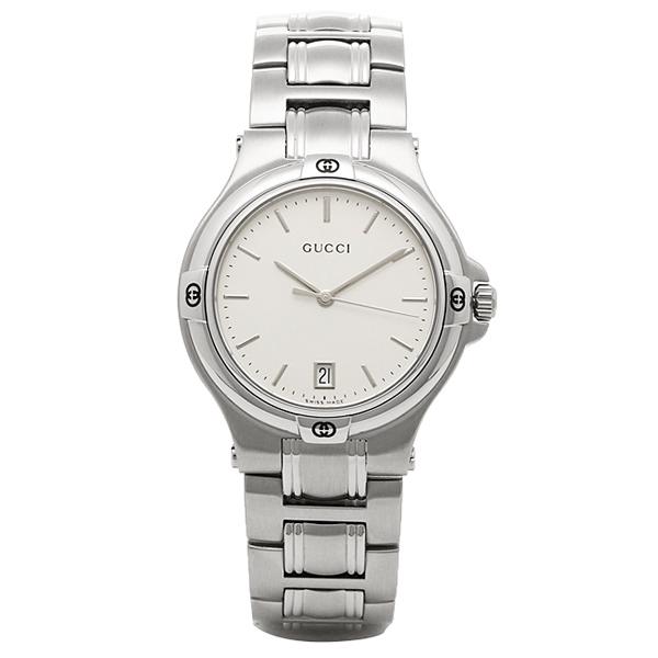 グッチ GUCCI 時計 腕時計 グッチ 時計 GUCCI 腕時計 YA090318 シルバー メンズ/レディース 腕時計 ウォッチ