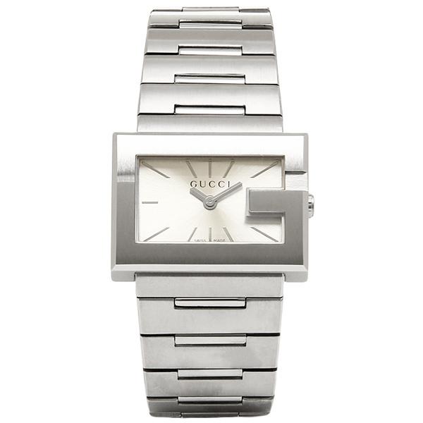 【48時間限定ポイント10倍】【返品OK】グッチ GUCCI 時計 レディース 腕時計 グッチ 時計 GUCCI Gレクタングル 腕時計 YA100520 ウォッチ シルバー