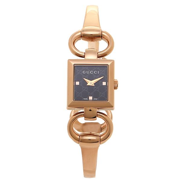 【6時間限定ポイント10倍】【返品OK】グッチ GUCCI 時計 レディース 腕時計 グッチ 時計 GUCCI トルナヴォーニ 腕時計 YA120521 ウォッチ ホワイトパール/ピンクゴールド