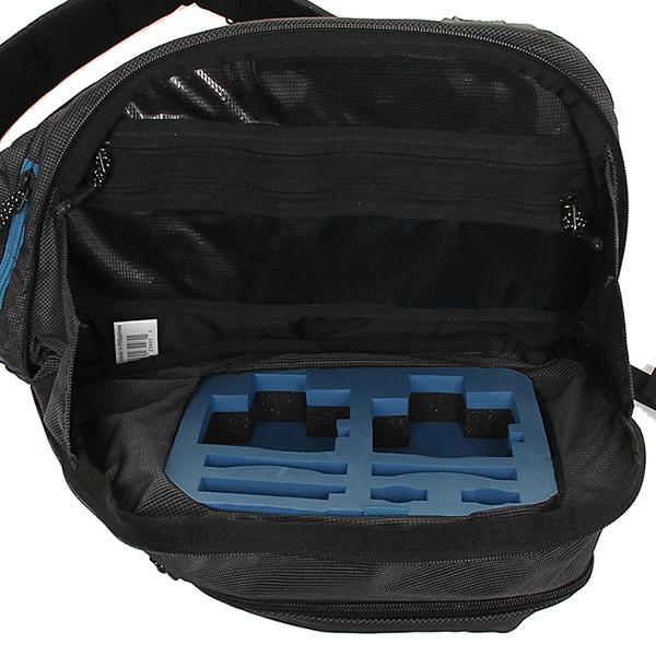 스리 THULE 밧그스리스링밧그 THULE TLGS-101 LEGEND GOPRO SLING BAG GoPro 전용 마운트 첨부 보디 가방 BLACK
