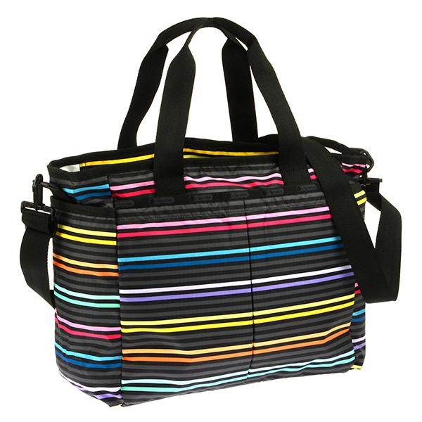 Reply Port Case Lesportsac Bag Lady Porres 7532 D435 Ryan Baby Mother Lestripe Black