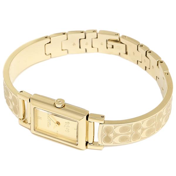 코치 시계 레이디스 COACH 14502122 MADISON 매디슨 손목시계 워치 골드