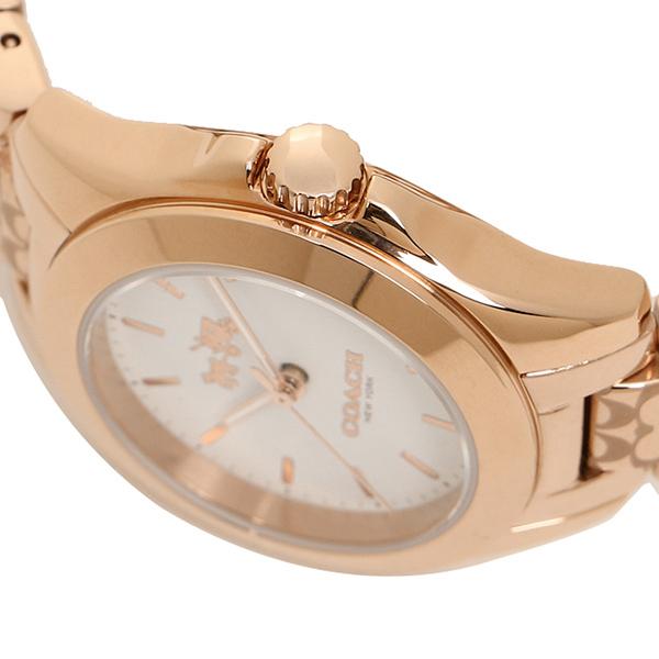 코치 시계 레이디스 COACH 14502185 TRISTEN MINI 트리스텐미니브레스렛트 손목시계 워치 골드/화이트