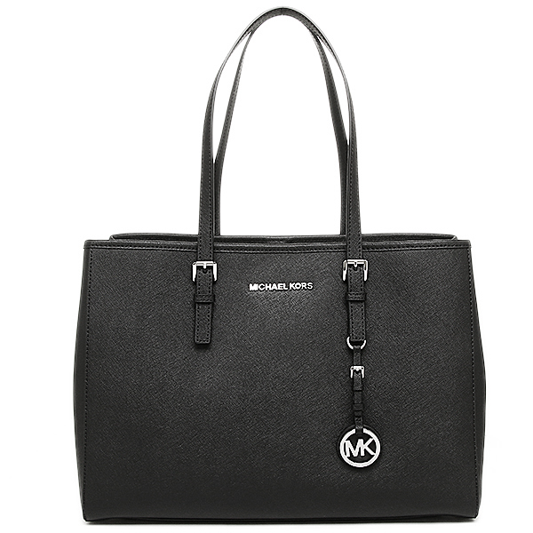 마이클 코스 MICHAEL KORS 가방 마이클 코스 가방 MICHAEL KORS 30 T3STVT7L 001 JET SET TRAVEL LG EW토트 백 BLACK