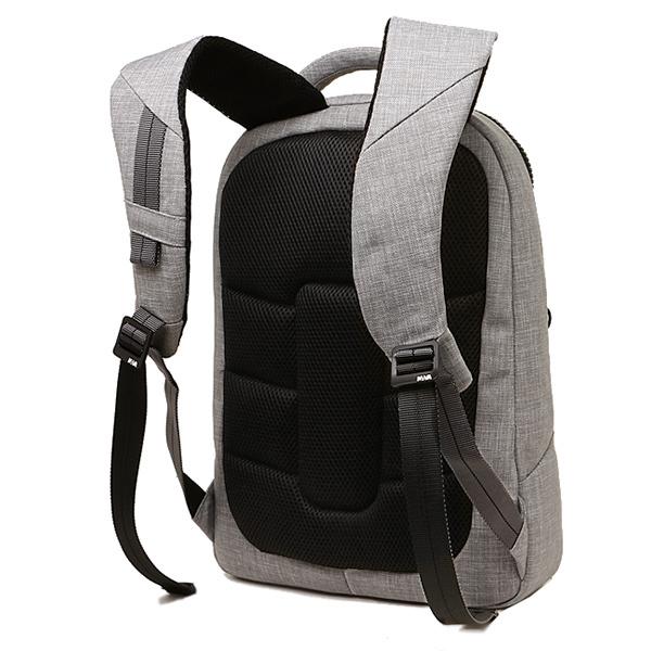 ナバデザイン 가방 남성 NAVA Design D2070LN DOT COM 2.0 BACKPACK 배낭 백팩 LIGHT GREY/BLACK